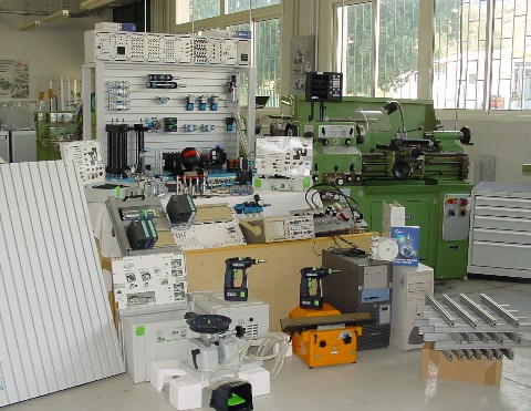 FESTO Tools and Machinery Donated to JLSS