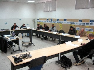 GTZ Car Mechanics Seminar in Amman