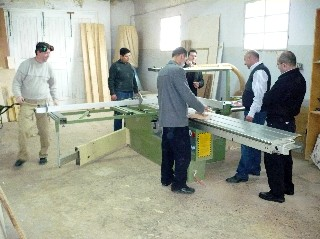 Woodworking Safety Course